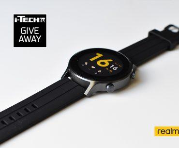 Διαγωνισμός i-TECH4u με δώρο realme Watch S