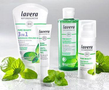 Διαγωνισμός Lavera με δώρο 3 σετ προϊόντων