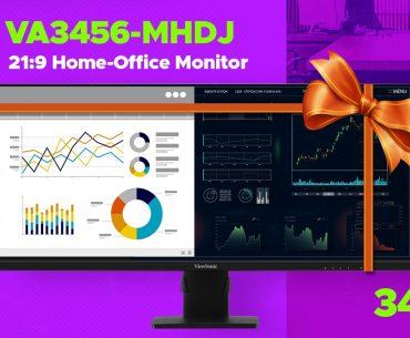 Διαγωνισμός ViewSonic με δώρο monitor 34''