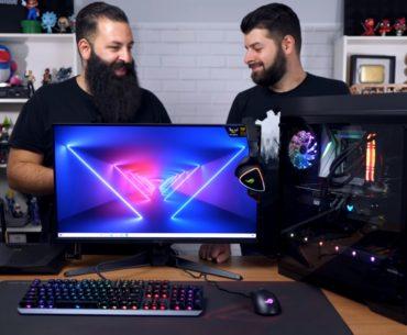 Διαγωνισμός TechItSerious & Πλαίσιο με δώρο Asus Gaming Set Nemesis